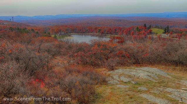 Lake Marcia and beyond
