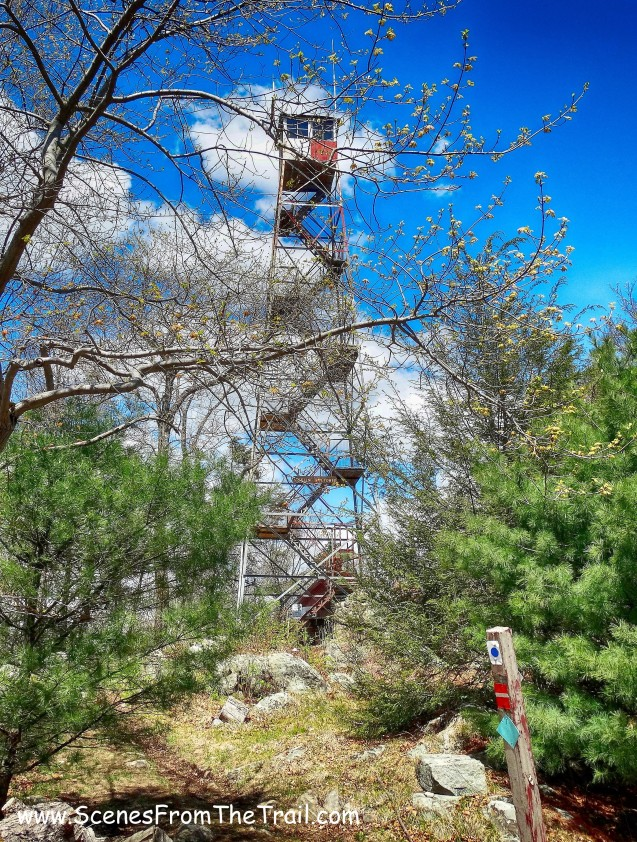 Sterling Forest Fire Tower
