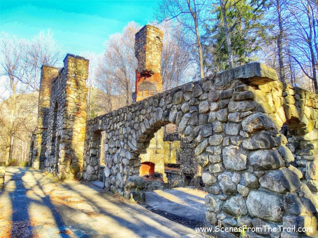 mansion ruins