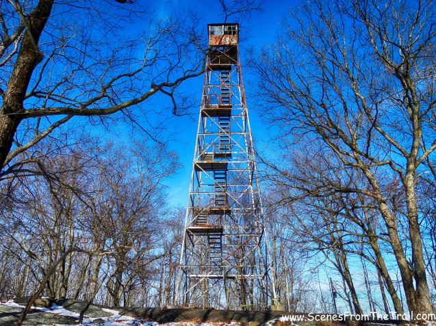 Jackie Jones Fire Tower