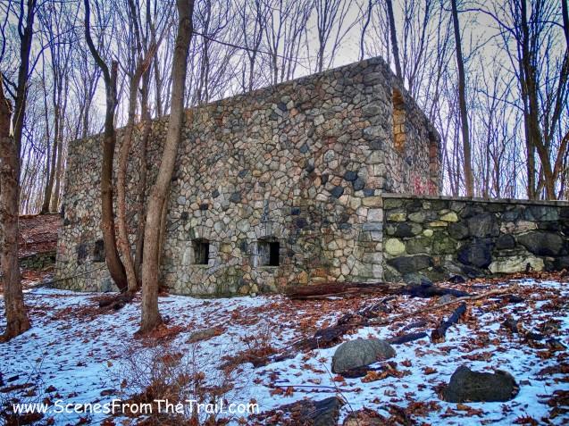 stone cow barn