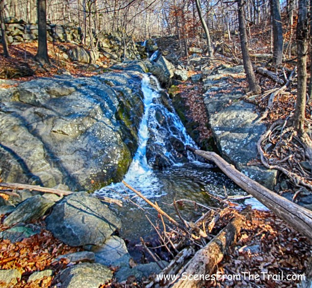 Breakneck Brook Falls