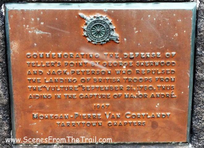 Revolutionary War marker