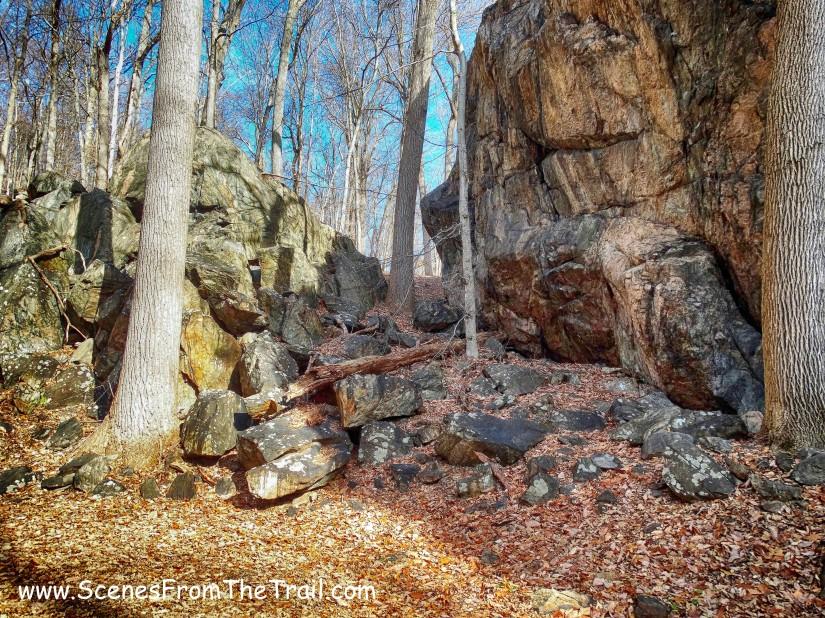 Glenville Woods to Raven Rock and FergusonLake