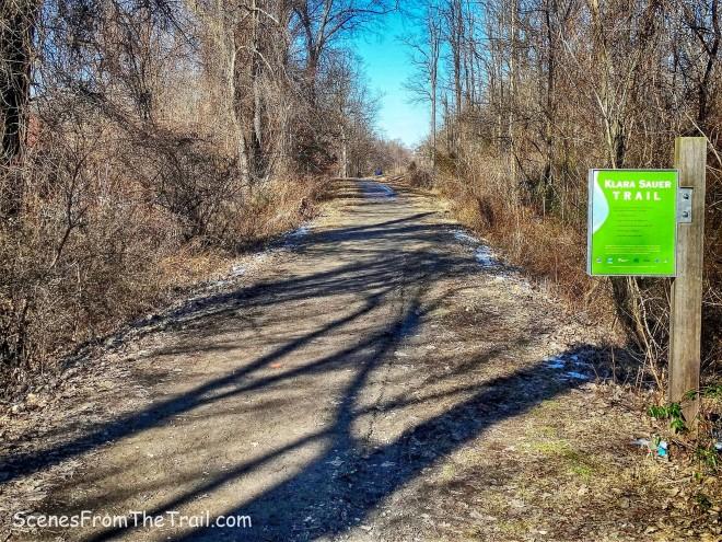 Klara Sauer Trail