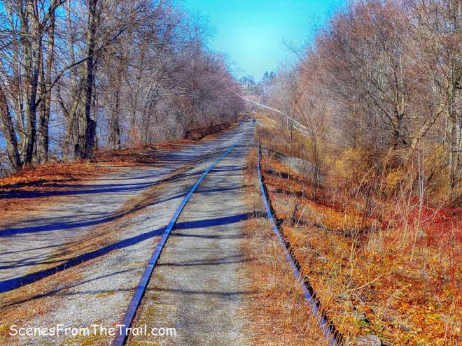 railbed - Klara Sauer Trail