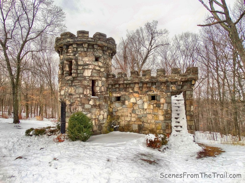 State Line Lookout to Park Headquarters – Palisades InterstatePark