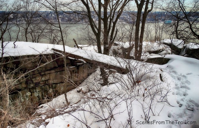 Gray Crag bridge