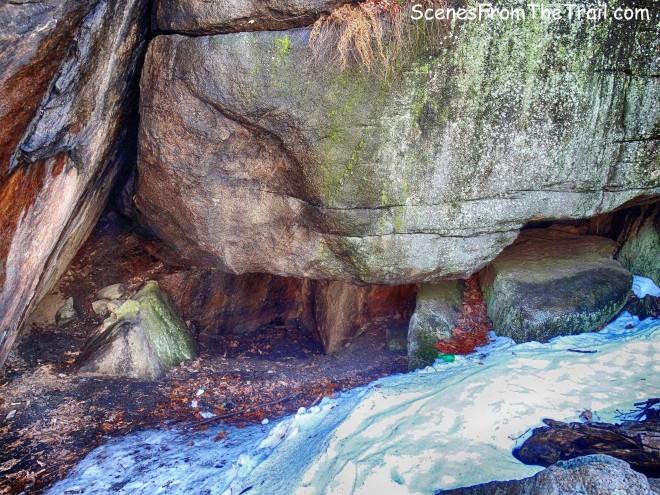 Stockbridge Cave Shelter