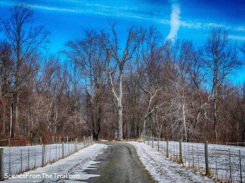 Buttermilk Hill – Rockefeller State ParkPreserve