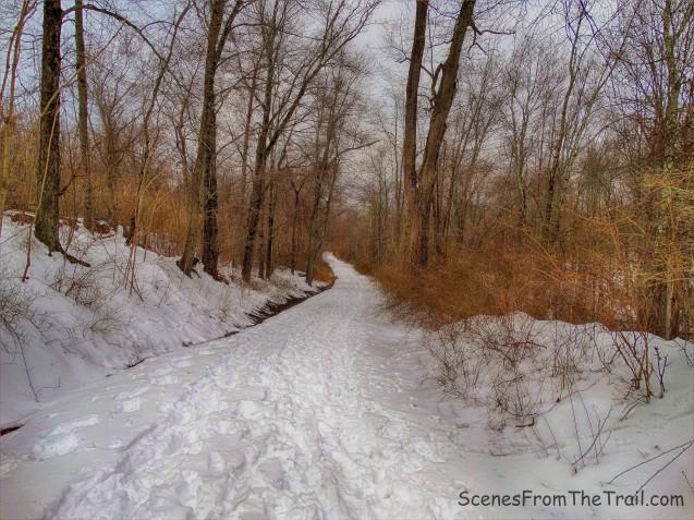 Old Sleepy Hollow Road Trail