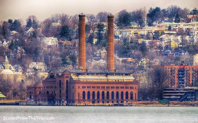 Glenville Power Station