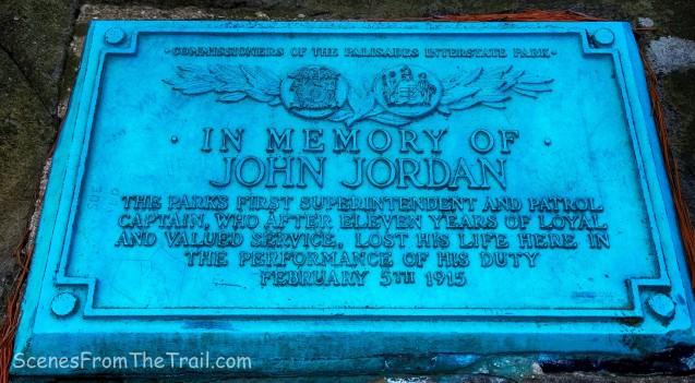 in memory of John Jordan