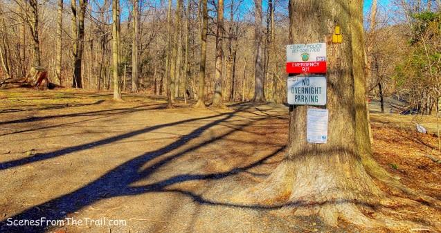 Yellow-blazed Vista Loop Trail