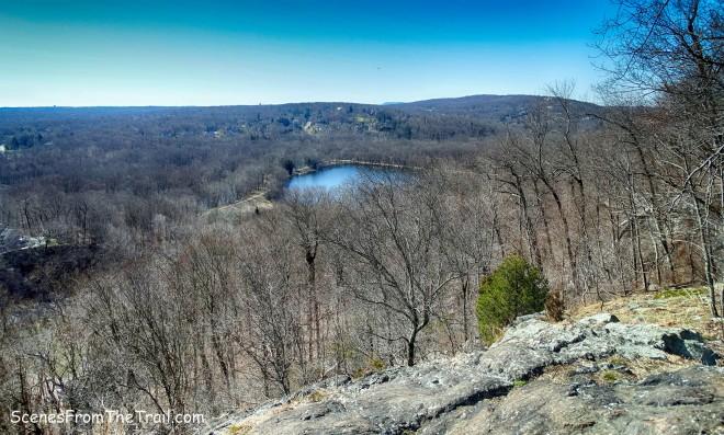 View from Hawk Rock