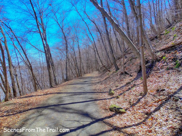 Hook Mountain Bike Path
