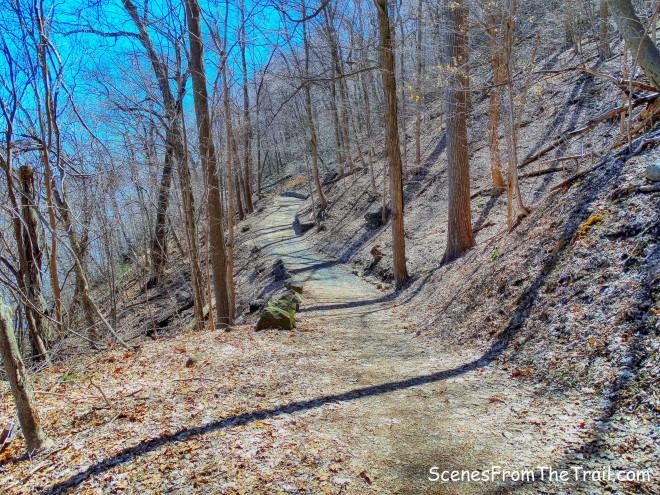 Hook Mountain Bike Path