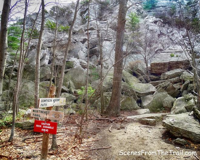 Bonticou Ascent Path