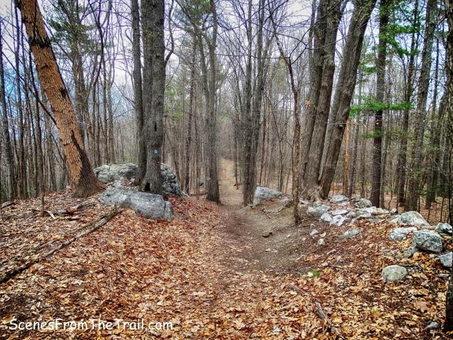Table Rocks Trail