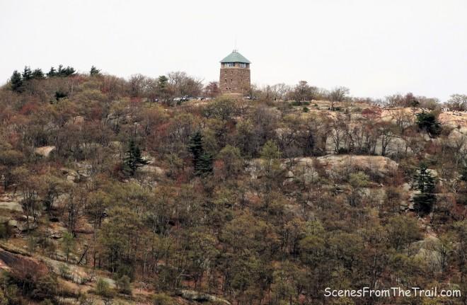 Bear Mountain and Perkins Memorial Tower
