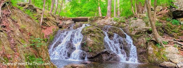 Doodletown Brook waterfall