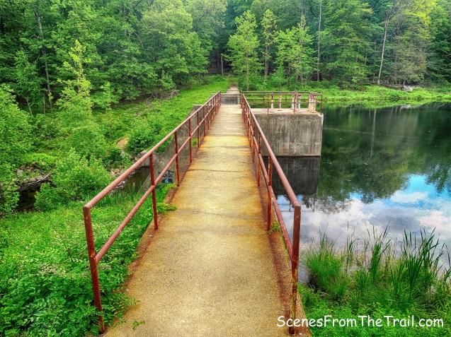 Doodletown Reservoir dam