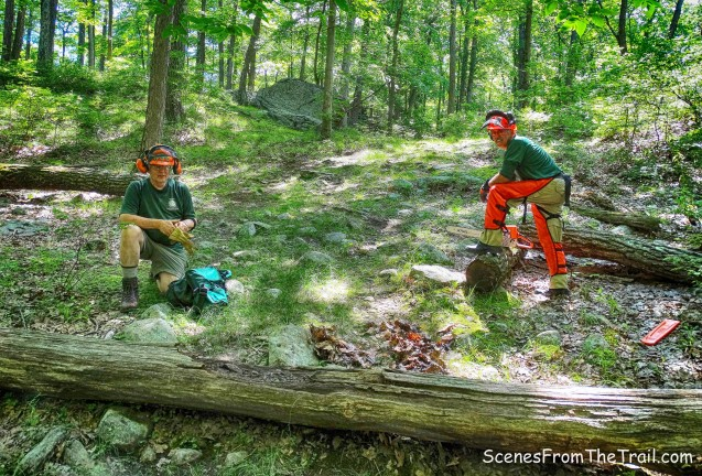 Trail Maintainers - Blue Disc Trail