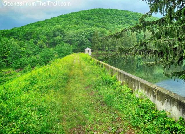 First Reservoir dam