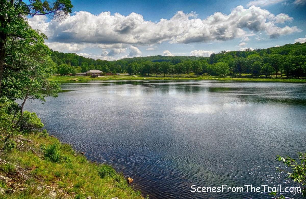 Lake Sebago Loop Harriman State Park