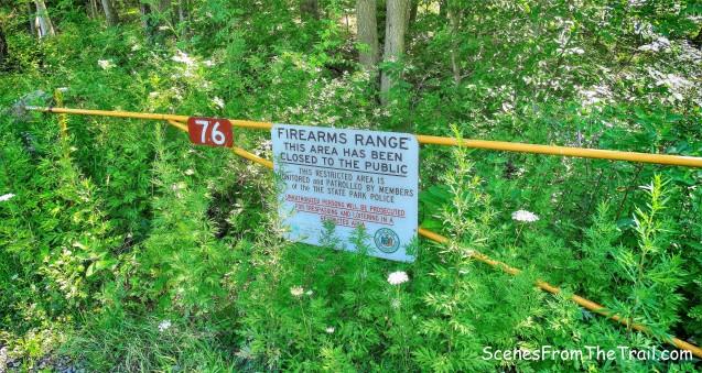 park firing range