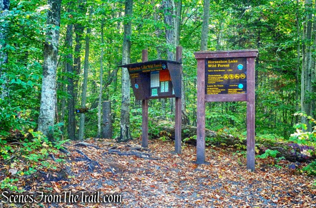 Coney Mountain trailhead
