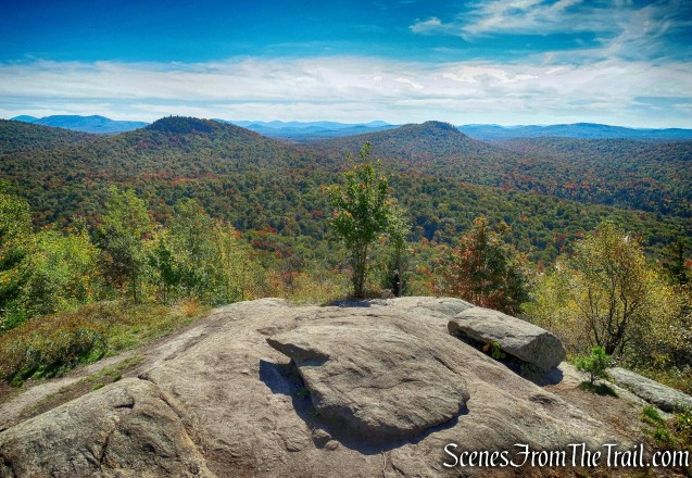 Goodman Mountain summit