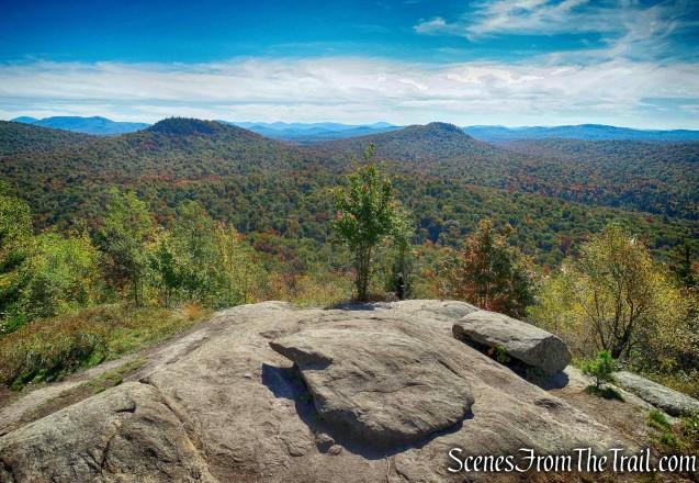 Goodman Mountain summit
