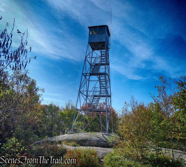 Mount Arab Fire Tower