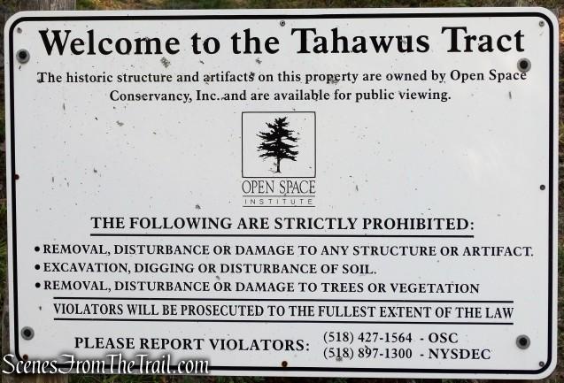 Tahawus Tract