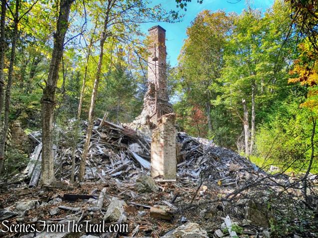 Tahawus ruins