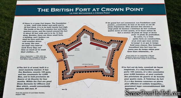 Fort Crown Point