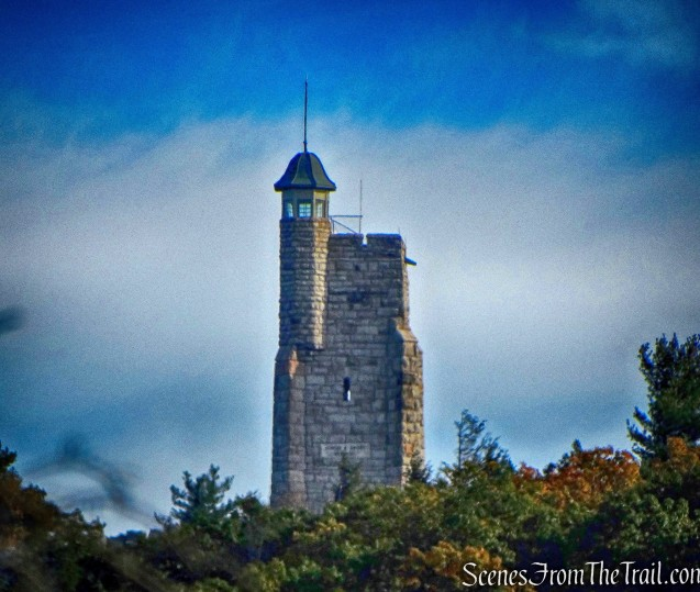 Skytop Tower - Mohonk Mountain House