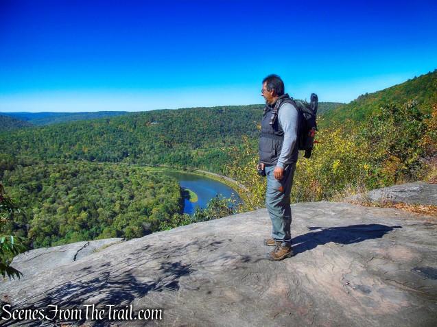 Bouchoux Trail - Jensen's Ledges