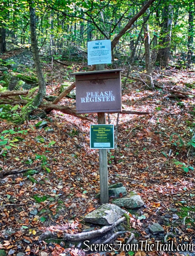 trail register