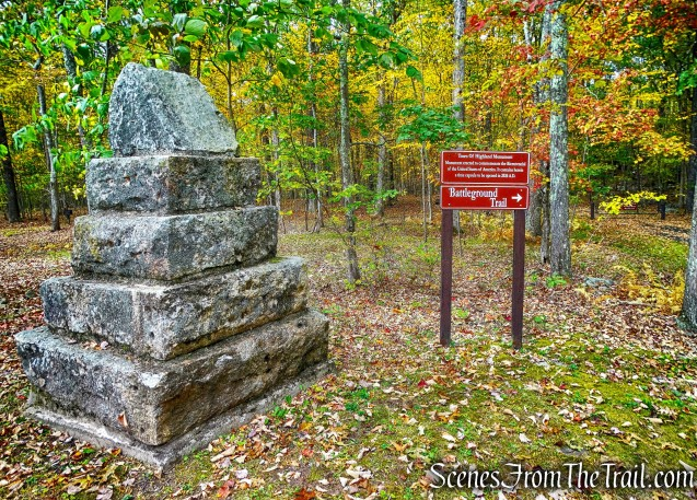Bicentennial Monument - Minisink Battleground Park