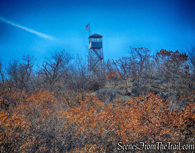 Mount Beacon Fire Tower