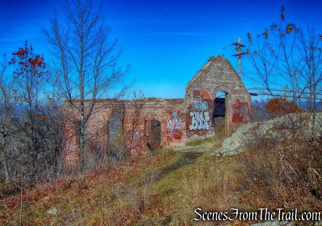 wheel house ruins