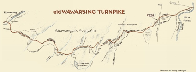 Wawarsing Turnpike - New Paltz Historic Preservation Commission
