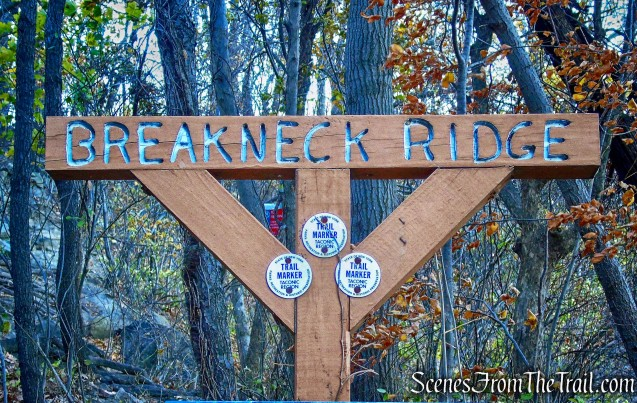 Breakneck Ridge Trailhead