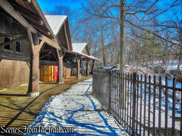 concession stands - Bear Mountain State Park