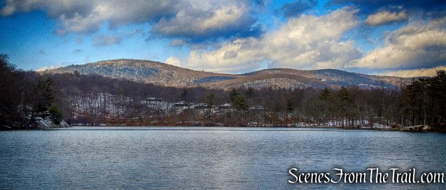 Hessian Lake - Bear Mountain State Park