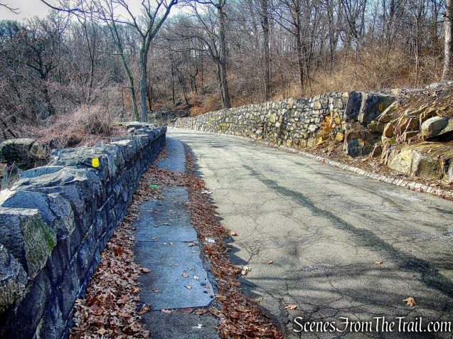 Dyckman Hill Trail