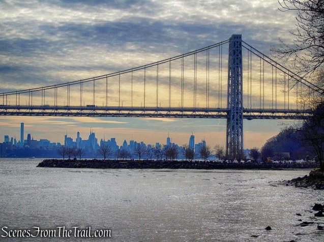 GW Bridge - Shore Trail