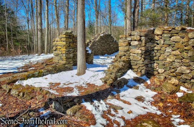 Holiday House ruins